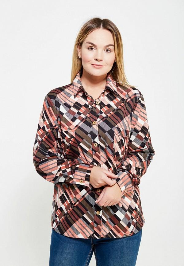 Рубашка Авантюра Plus Size Fashion Авантюра Plus Size Fashion MP002XW1AXZP платье goddiva size plus goddiva size plus go015ewmpl70