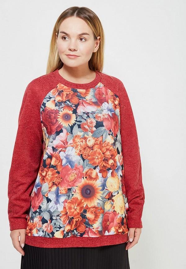 Джемпер Авантюра Plus Size Fashion Авантюра Plus Size Fashion MP002XW1AXZS платье goddiva size plus goddiva size plus go015ewmpl70