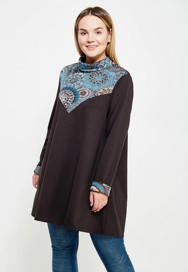 Блуза Авантюра Plus Size Fashion Авантюра Plus Size Fashion MP002XW1AXZZ платье goddiva size plus goddiva size plus go015ewmpl70
