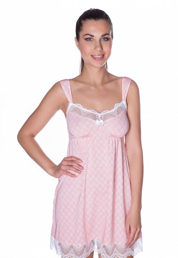 Сорочка ночная Rose&Petal Rose&Petal MP002XW1AYEN 63 rose de mai