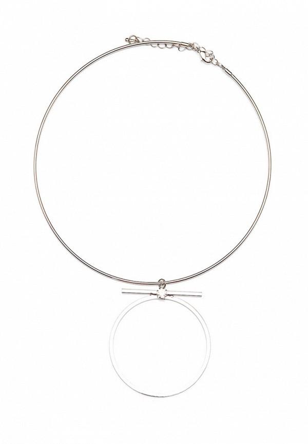 Колье Kameo-Bis Kameo-Bis MP002XW1B2US jv серебряный кулон с ювелирным стеклом sp0362 us 002 wg
