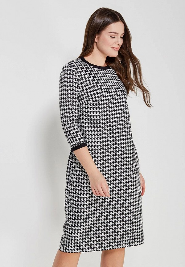Купить Платье XLady, MP002XW1F5QT, серый, Осень-зима 2017/2018