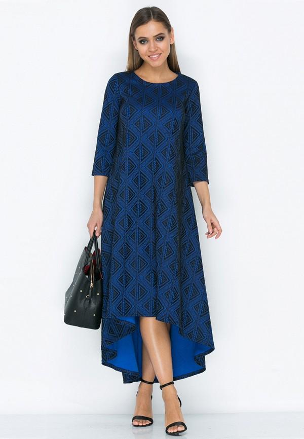 Купить Платье Gold Chic Chili, MP002XW1F6E1, синий, Осень-зима 2017/2018