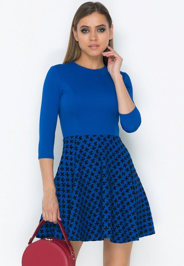 Купить Платье Gold Chic Chili, MP002XW1F6FJ, синий, Осень-зима 2017/2018