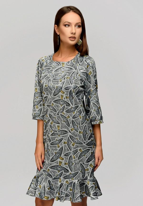 Купить Платье 1001dress, MP002XW1F6MY, разноцветный, Осень-зима 2017/2018