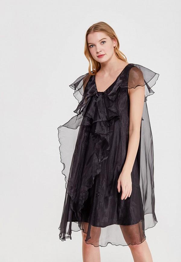 Купить Платье Lucky Move, MP002XW1F73Q, черный, Осень-зима 2017/2018