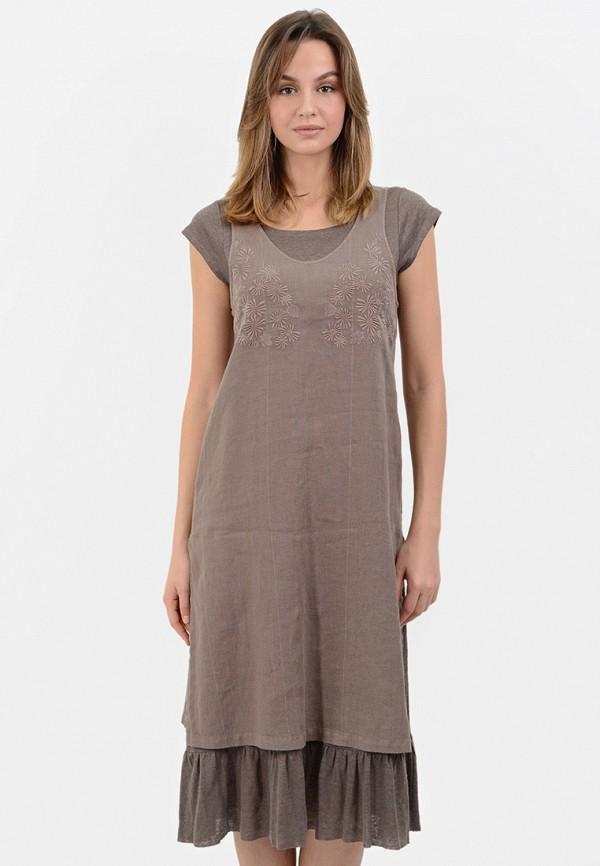 Платье Lino Russo Lino Russo MP002XW1F7QX рубашки lino russo рубашка индиго