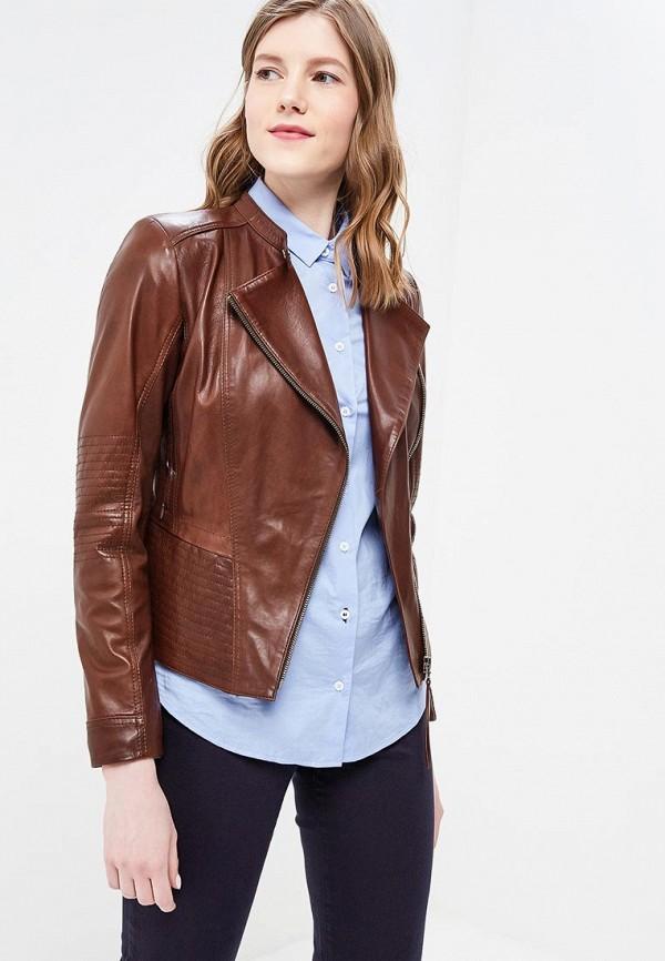 Куртка кожаная Grafinia Grafinia MP002XW1F7TE