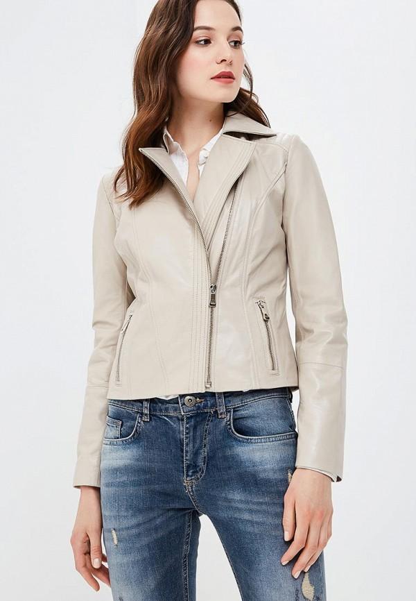 Купить Куртка кожаная Grafinia, MP002XW1F7TJ, бежевый, Весна-лето 2018