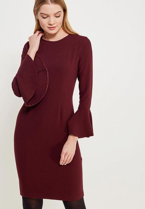 Купить Платье Vladi Collection, MP002XW1F803, бордовый, Осень-зима 2017/2018