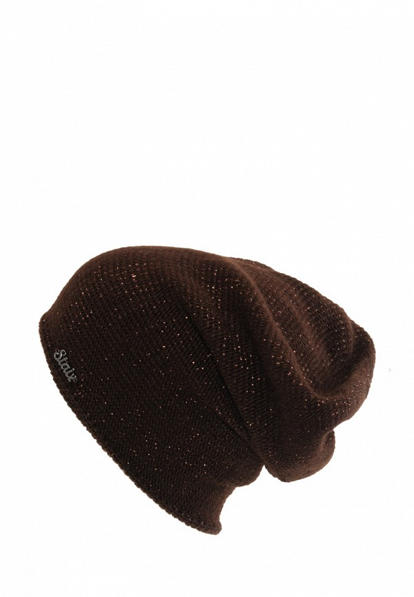 Купить Шапка StaiX, MP002XW1F8RI, коричневый, Осень-зима 2017/2018