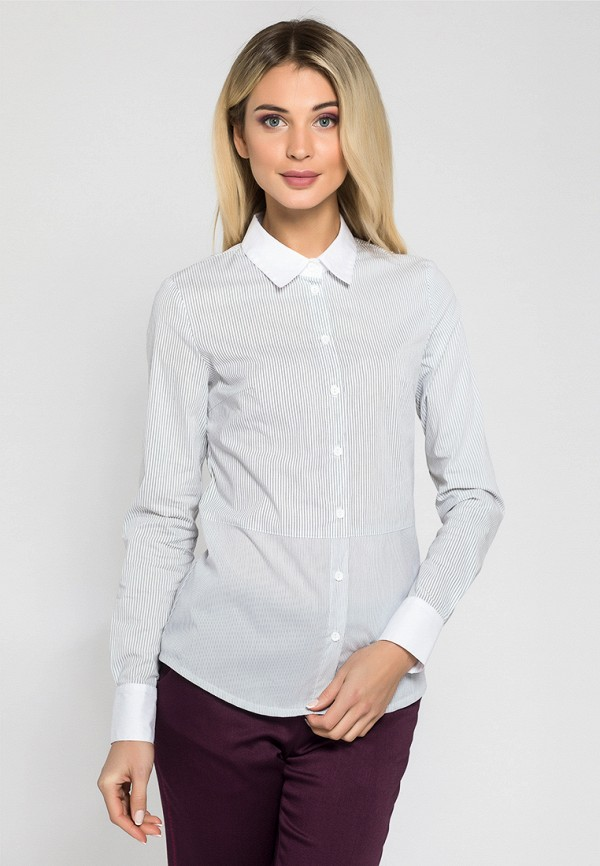 Купить Рубашка Gloss, MP002XW1G2V6, белый, Весна-лето 2018