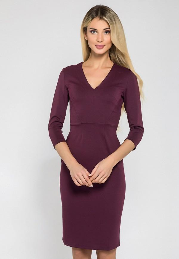 Купить Платье Gloss, MP002XW1G2VX, фиолетовый, Весна-лето 2018