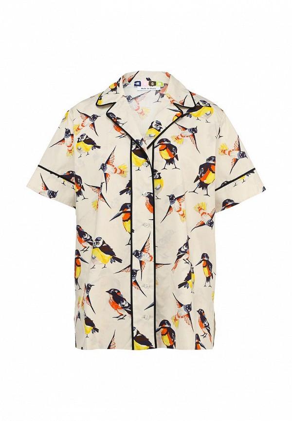 Рубашка MSGM 1842MDE114 154404