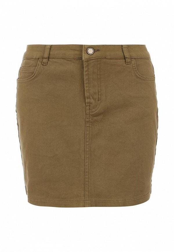 Джинсовая юбка Mudo 001-3-240-4-008