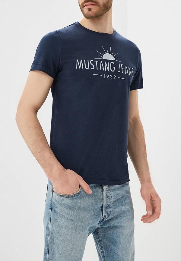 Футболка Mustang Mustang MU454EMABJU8 mustang блузка