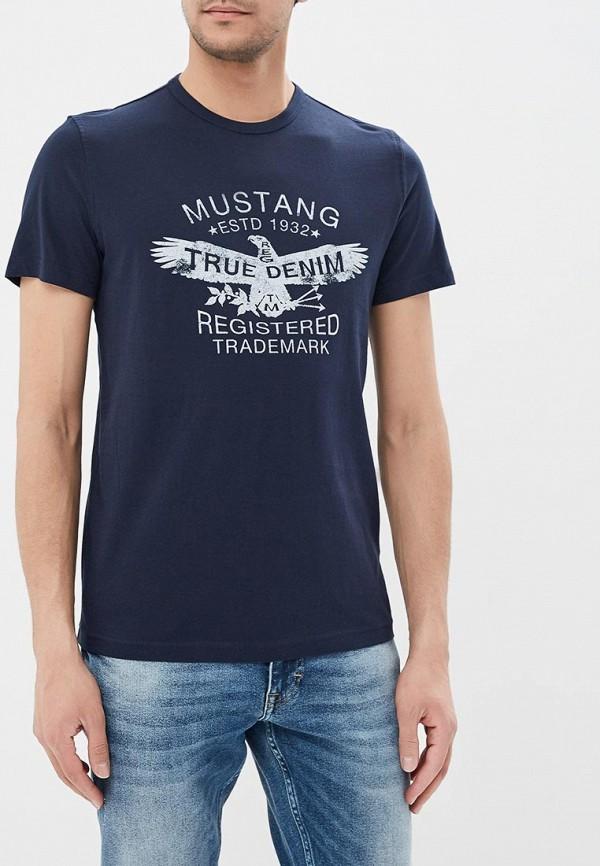 Фото Футболка Mustang. Купить с доставкой