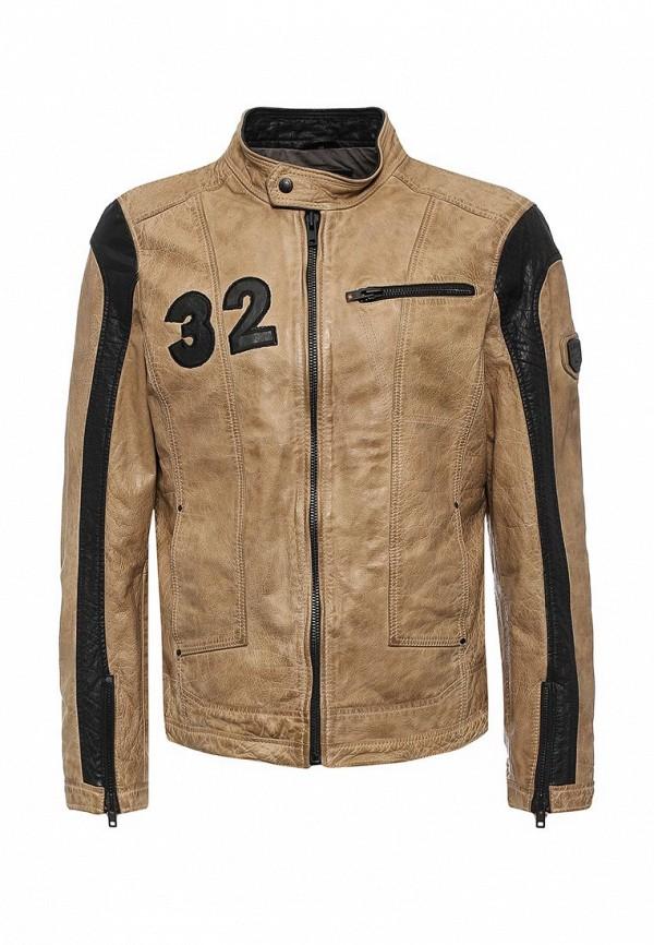 Куртка кожаная Mustang M17-Macho-4548