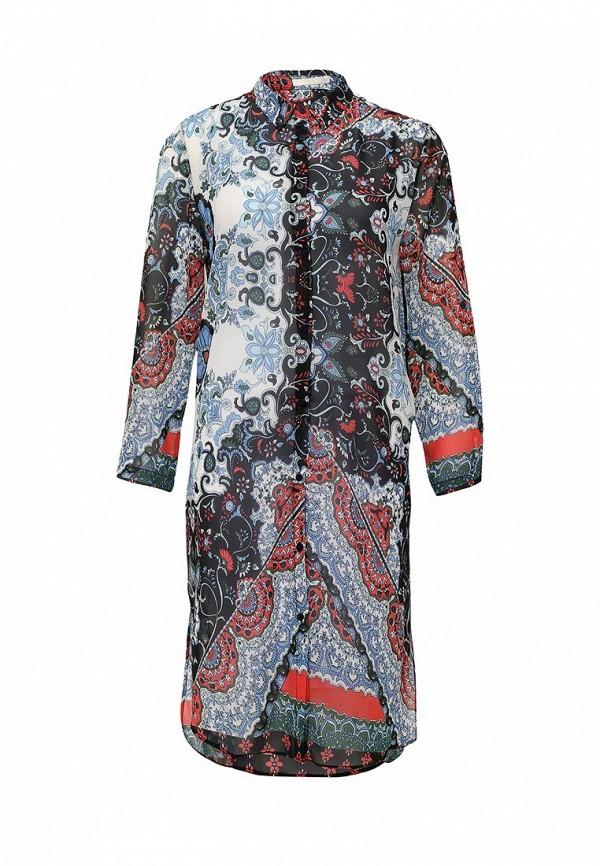 Платье-миди M&V R28-F1284
