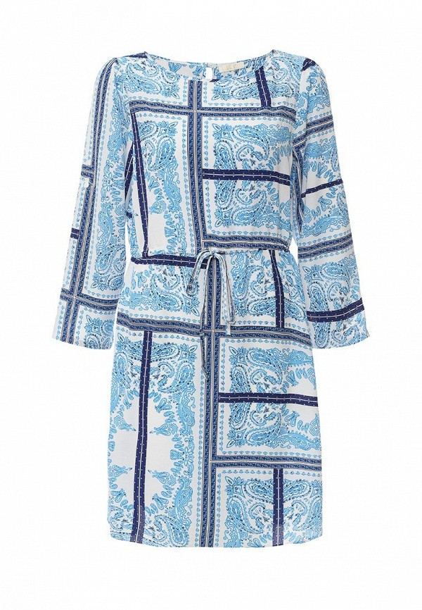 Платье-миди M&V R28-F1310