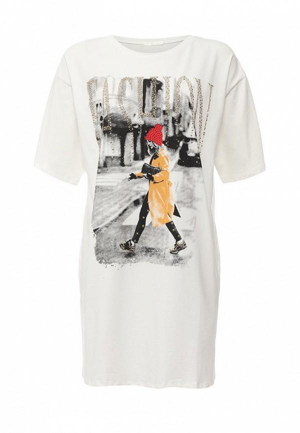 Платье-миди M&V R28-XH1756