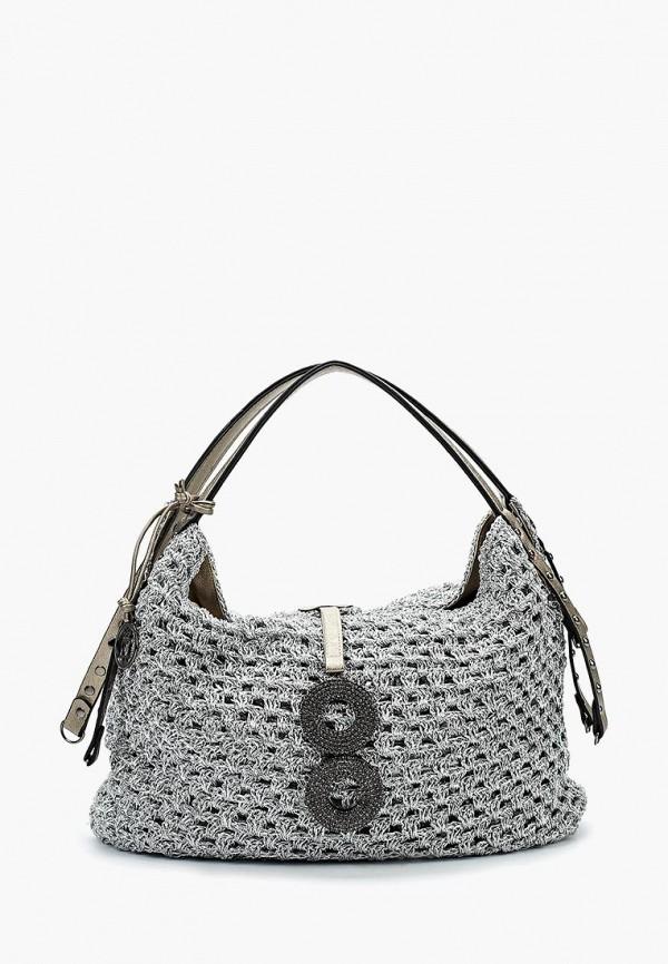 bcd7abb10b87 Женские мягкие сумки Nano De La Rosa купить в интернет магазине ...