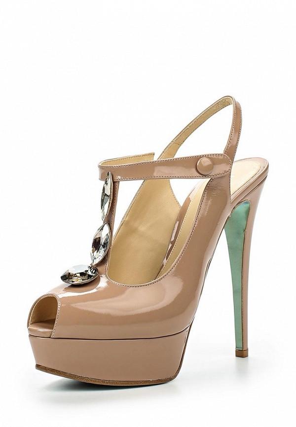 Босоножки на каблуке Nando Muzi SP22AAH