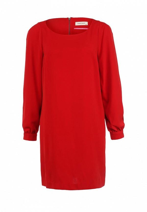 Платье-мини Naf Naf YENR24