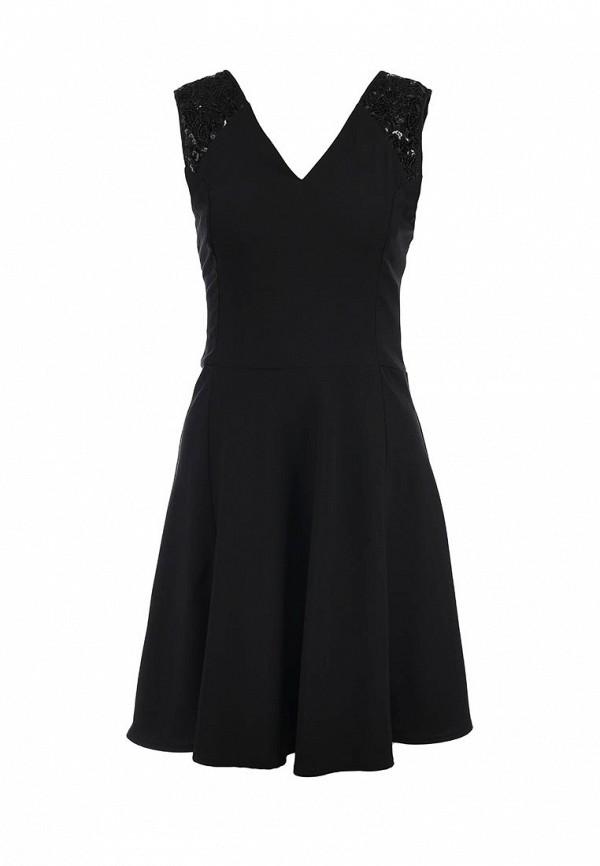 Платье-мини Naf Naf AHNR35