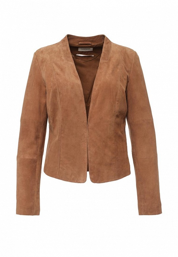 Кожаная куртка Naf Naf BENL3L
