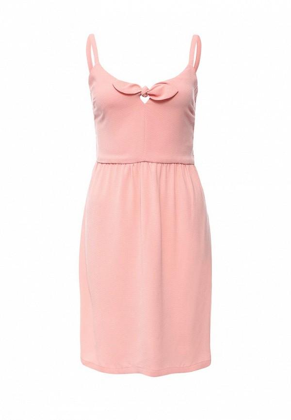 Платье-мини Naf Naf BENR19