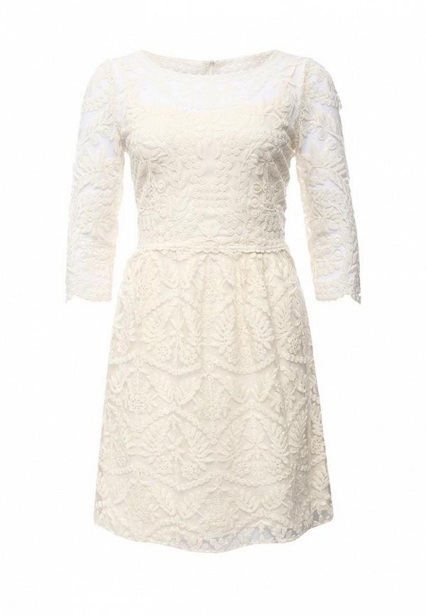 Платье-миди Naf Naf BENR35