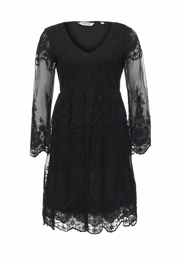 Вечернее / коктейльное платье Naf Naf CHNR40
