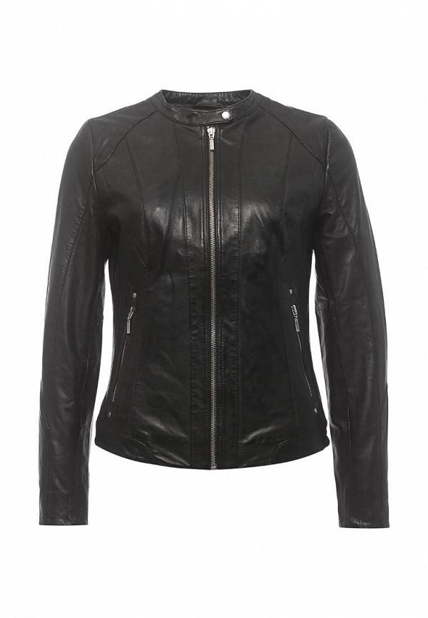 Куртка кожаная Naf Naf EENL4L