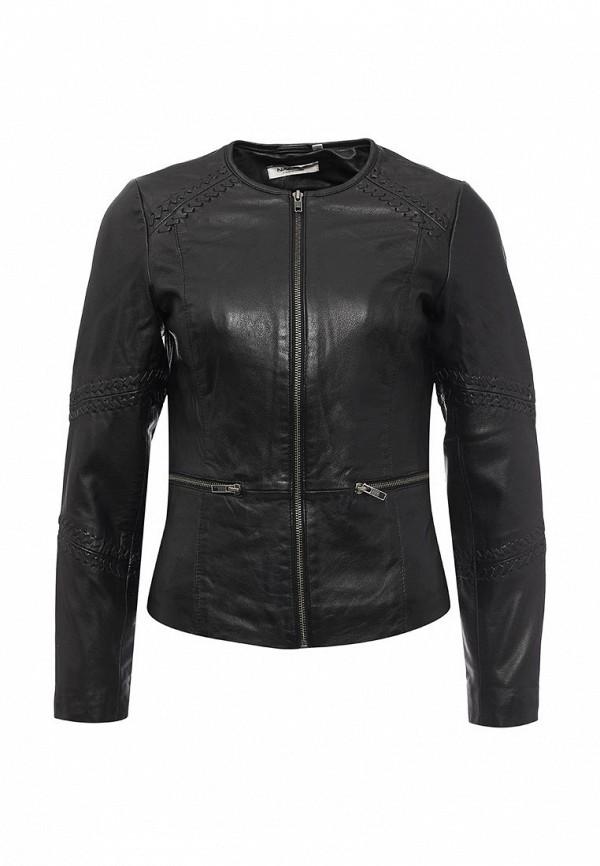 Куртка кожаная Naf Naf EENL6L