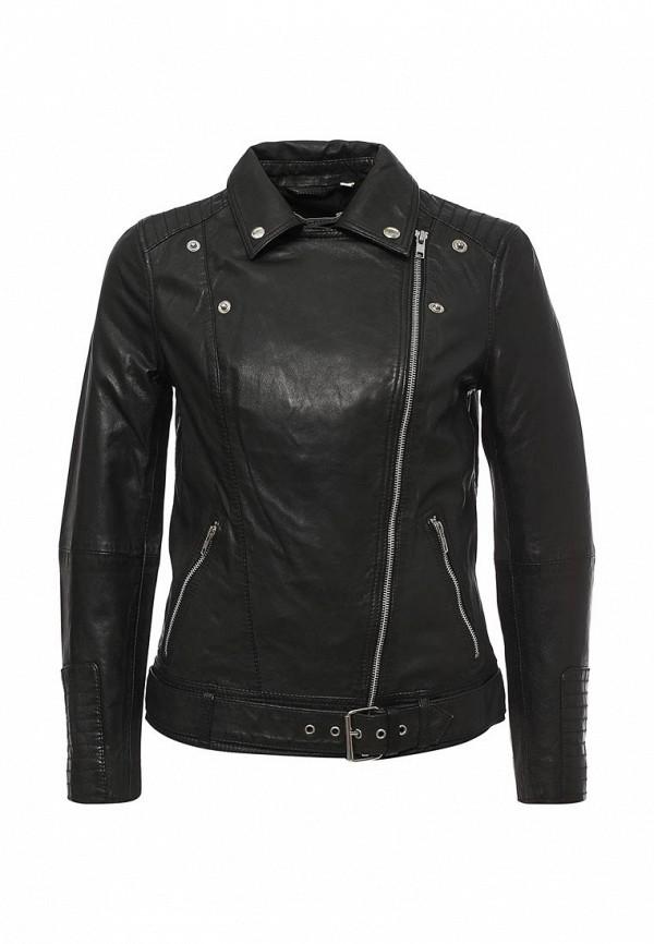 Куртка кожаная Naf Naf EENL7L