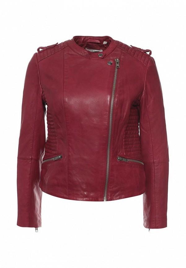 Кожаная куртка Naf Naf EENL9L