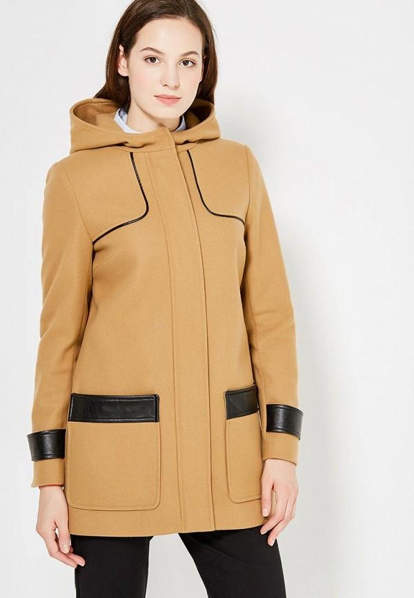 Пальто Naf Naf Naf Naf NA018EWUUO40 куртка утепленная naf naf naf naf na018ewkeu48