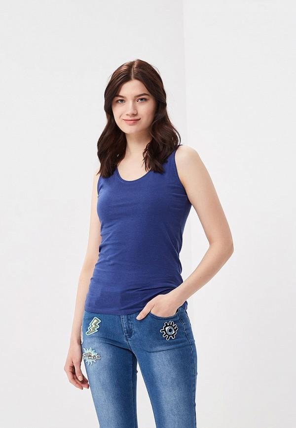 Майка Naf Naf Naf Naf NA018EWZKH32 рубашка джинсовая naf naf naf naf na018ewuuo15
