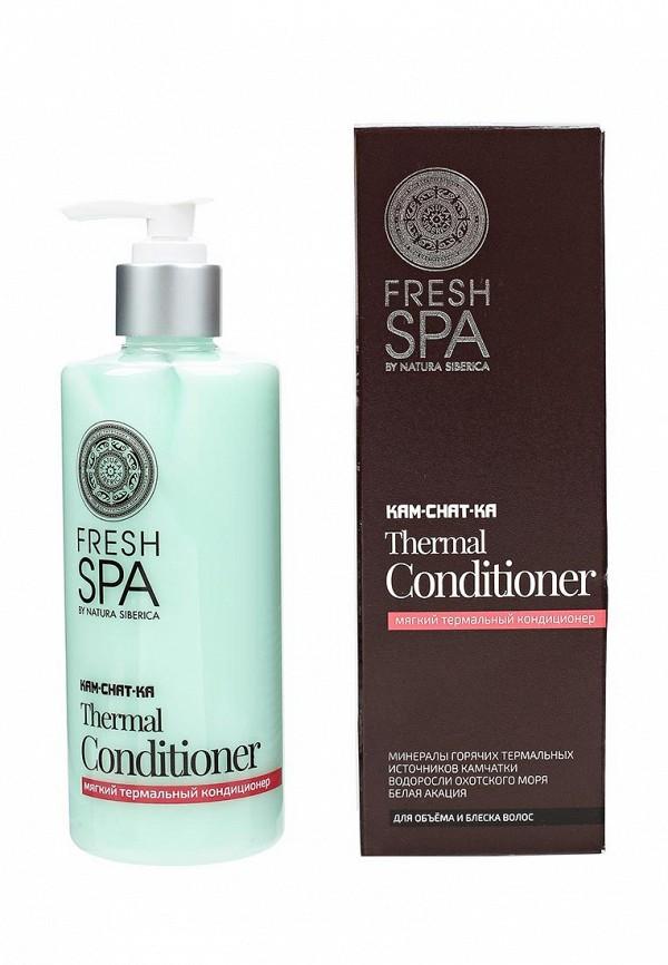 Купить Кондиционер для волос Natura Siberica, Мягкий термальный для объема и блеска волос, 300 мл, NA026LWXTA01, Весна-лето 2018