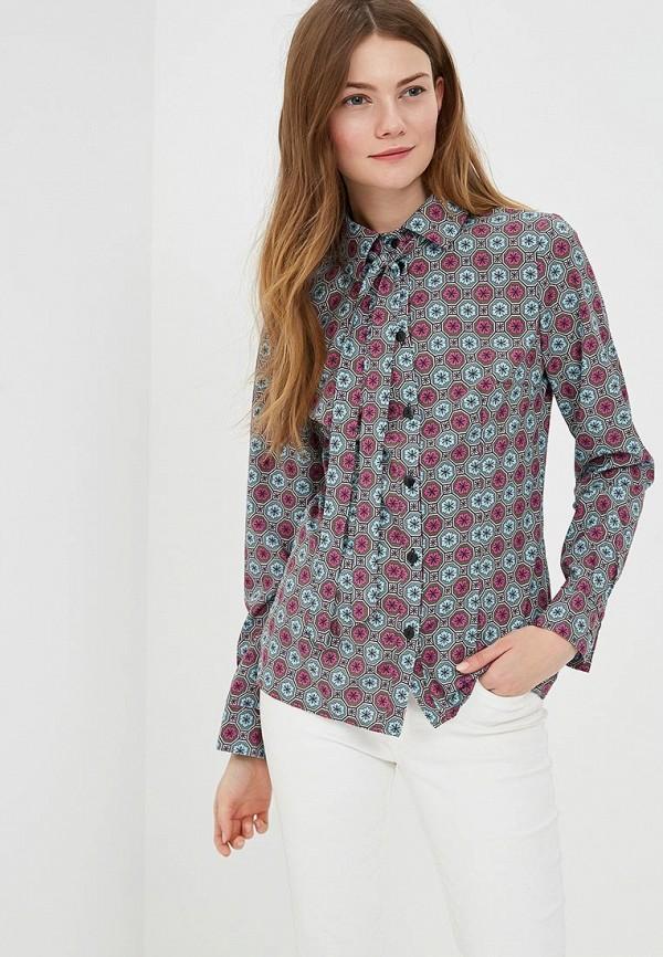 Купить Блуза Naoko, NA029EWAJAZ9, разноцветный, Весна-лето 2018
