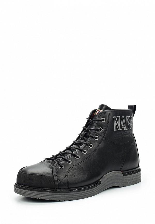 Ботинки Napapijri Napapijri NA154AMVOB47 ботинки napapijri ботинки высокие
