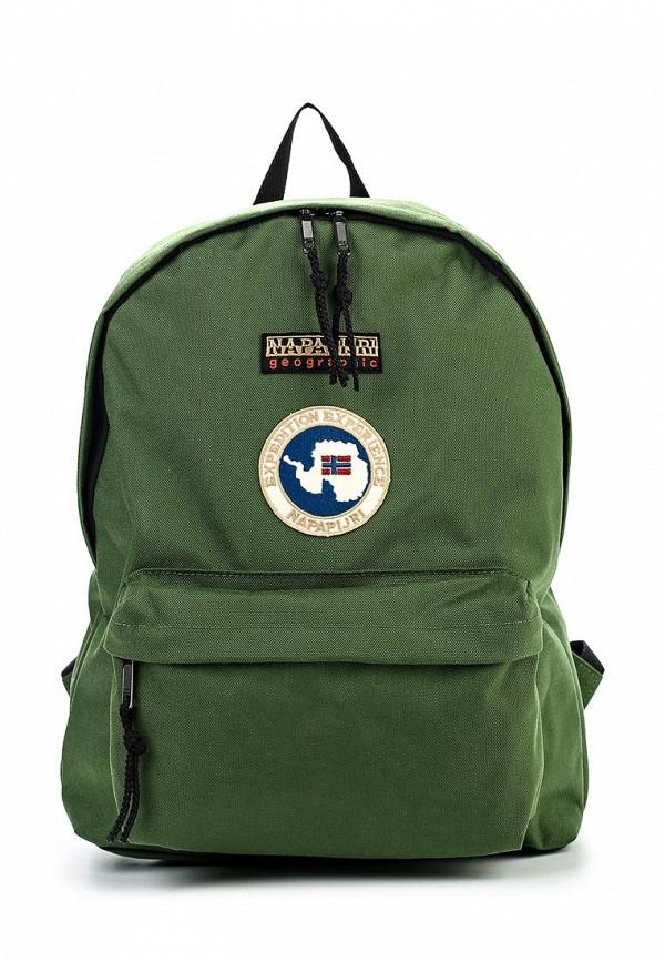 Рюкзак Napapijri. Цвет: зеленый