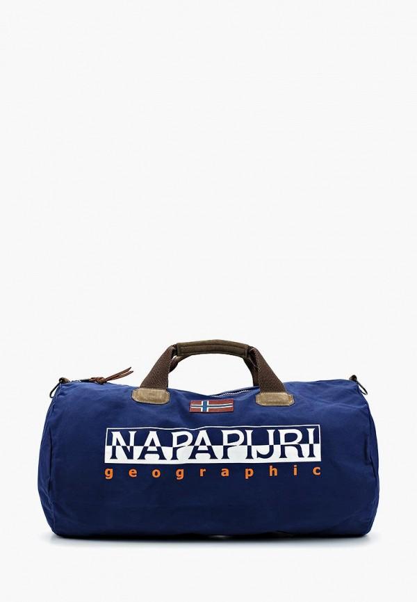 Сумка дорожная Napapijri Napapijri NA154BUAHTS1 сумка поясная napapijri napapijri na154buahtr8