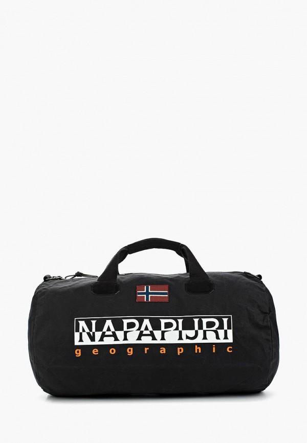 Сумка дорожная Napapijri Napapijri NA154BUAHTS2 сумка поясная napapijri napapijri na154buahtr8