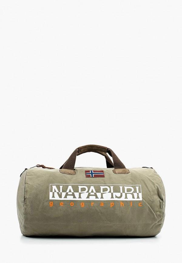 Сумка дорожная Napapijri Napapijri NA154BUAHTS4 сумка поясная napapijri napapijri na154buahtr8