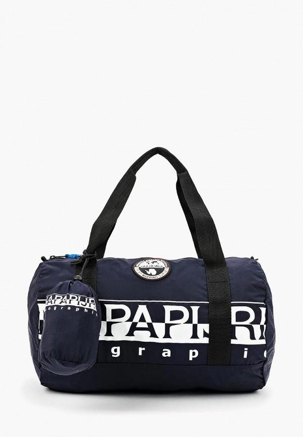 Сумка спортивная Napapijri Napapijri NA154BUAHTS5 сумка поясная napapijri napapijri na154buahtr8