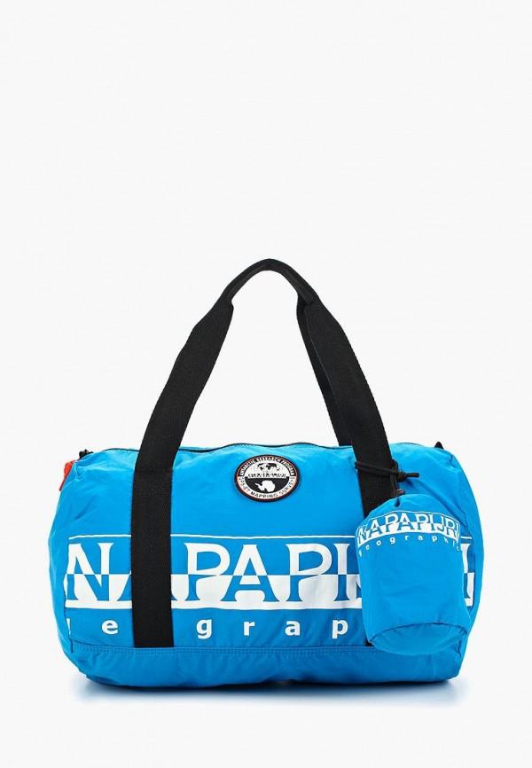Сумка спортивная Napapijri Napapijri NA154BUAHTS6 сумка поясная napapijri napapijri na154buahtr8