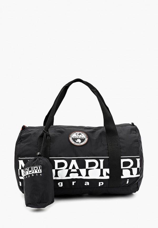 Сумка спортивная Napapijri Napapijri NA154BUAHTS7 сумка поясная napapijri napapijri na154buahtr8