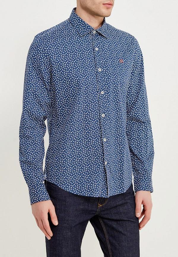 Рубашка Napapijri Napapijri NA154EMAHUI1 napapijri guji check dark blue